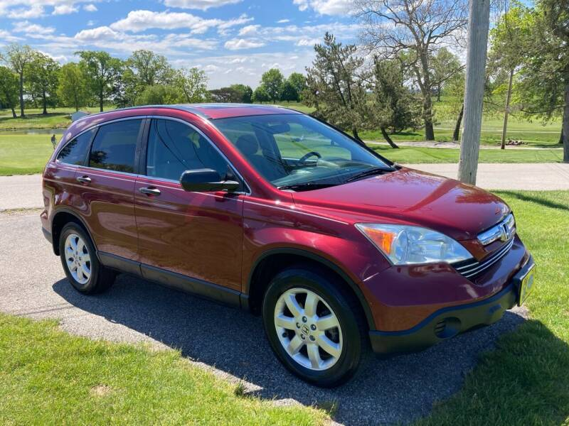 2008 Honda CR-V for sale at Good Value Cars Inc in Norristown PA