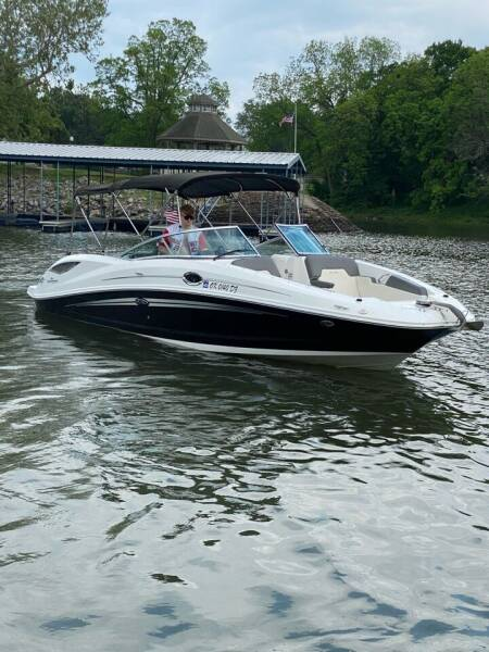 2011 Sea Ray 300 for sale at C4 AUTO GROUP in Claremore OK