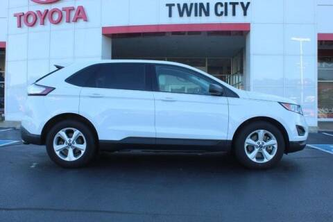 2017 Ford Edge for sale at Twin City Toyota in Herculaneum MO