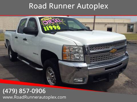 2008 Chevrolet Silverado 2500HD for sale at Road Runner Autoplex in Russellville AR