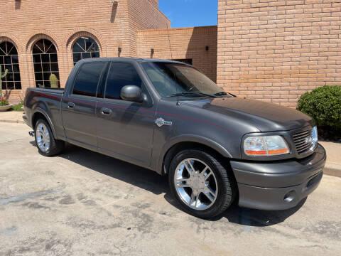 2002 Ford F-150 for sale at Freedom  Automotive in Sierra Vista AZ