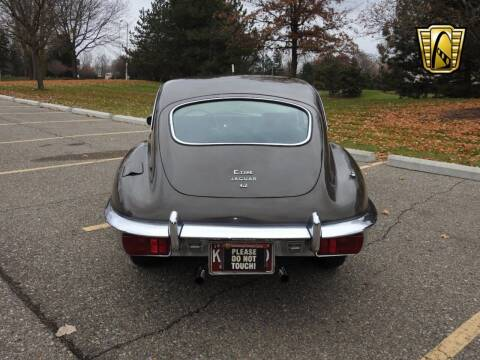 1969 Jaguar XJR575 for sale at Waukeshas Best Used Cars in Waukesha WI
