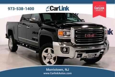 2015 GMC Sierra 2500HD for sale at CarLink in Morristown NJ