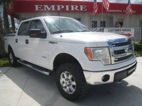 2013 Ford F-150 for sale at Empire Automotive Group Inc. in Orlando FL