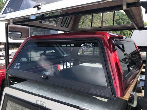 2002 Dodge Ram for sale at Crossroads Camper Tops & Truck Accessories in East Bend NC