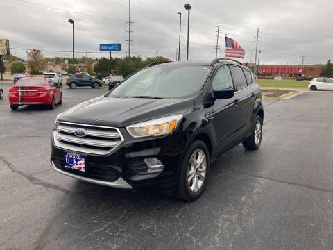 2018 Ford Escape for sale at Auto Outlets USA in Rockford IL