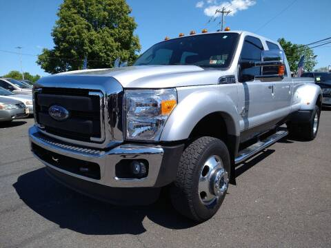 2015 Ford F-350 Super Duty for sale at P J McCafferty Inc in Langhorne PA