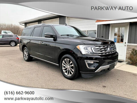 2018 Ford Expedition MAX for sale at PARKWAY AUTO in Hudsonville MI