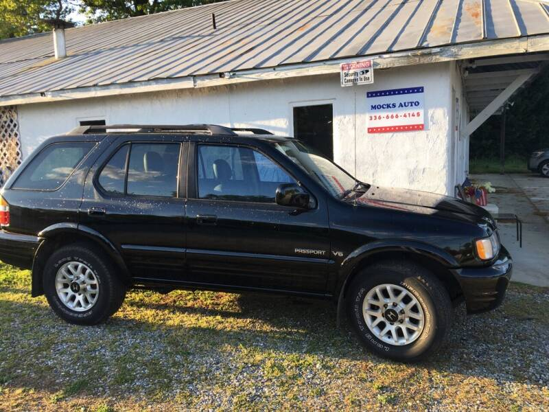 2001 Honda Passport for sale at Mocks Auto in Kernersville NC