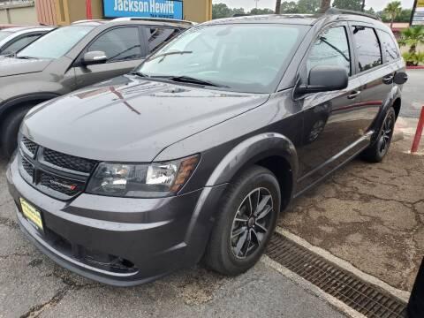 2018 Dodge Journey for sale at Abel Motors, Inc. in Conroe TX