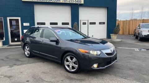 2012 Acura TSX Sport Wagon for sale at Saugus Auto Mall in Saugus MA