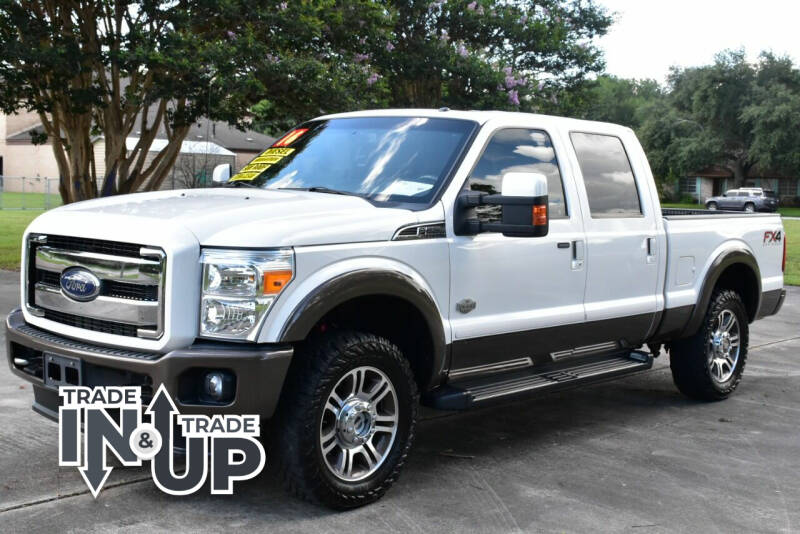 2016 Ford F-250 Super Duty for sale at Schaefers Auto Sales in Victoria TX