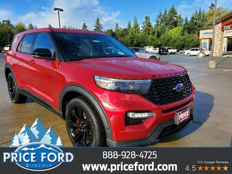 2021 Ford Explorer for sale in Port Angeles, WA