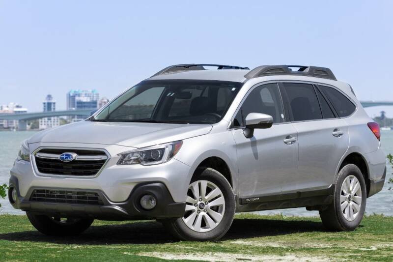 2019 Subaru Outback for sale at PAUL YODER AUTO SALES INC in Sarasota FL