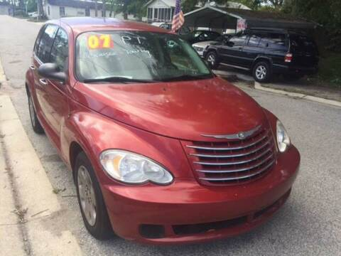 2007 Chrysler PT Cruiser for sale at Castagna Auto Sales LLC in Saint Augustine FL