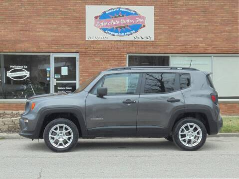 2019 Jeep Renegade for sale at Eyler Auto Center Inc. in Rushville IL