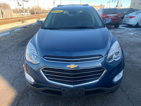 2016 Chevrolet Equinox for sale at Discovery Auto Sales in New Lenox IL
