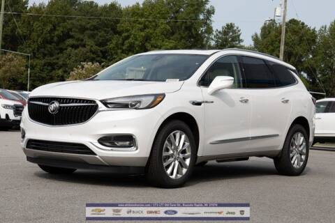 2020 Buick Enclave for sale at WHITE MOTORS INC in Roanoke Rapids NC