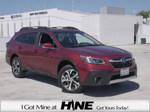 2020 Subaru Outback for sale at John Hine Temecula in Temecula CA