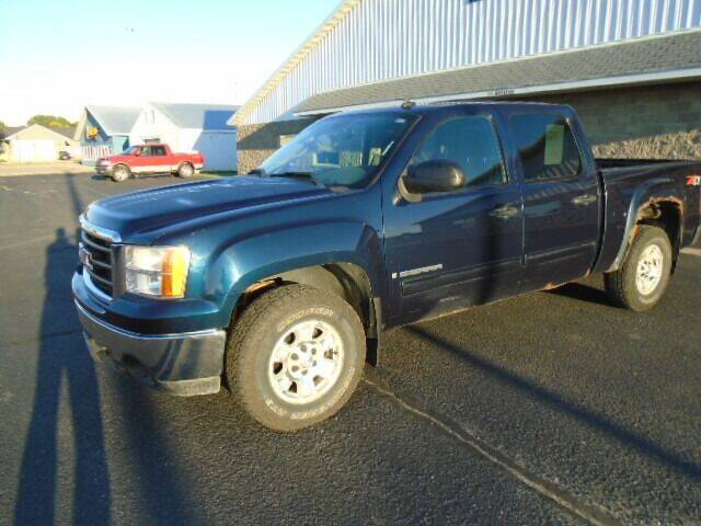 2008 GMC Sierra 1500 for sale at SWENSON MOTORS in Gaylord MN