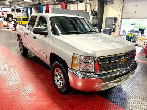 2012 Chevrolet Silverado 1500 for sale at Weaver Motorsports Inc in Cary NC
