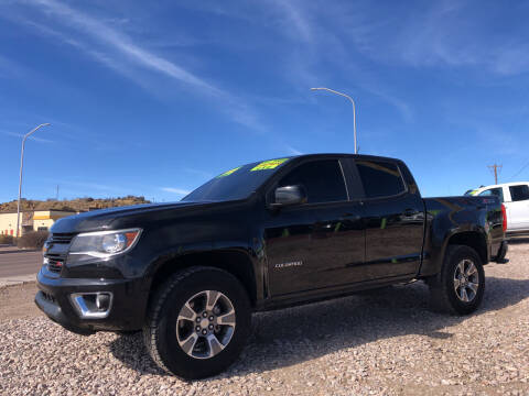 2015 Chevrolet Colorado for sale at 1st Quality Motors LLC in Gallup NM