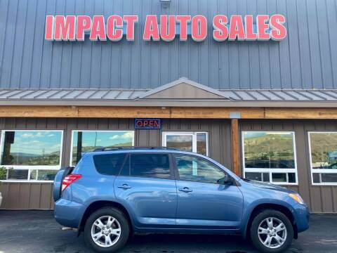 2012 Toyota RAV4 for sale at Impact Auto Sales in Wenatchee WA