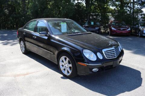 2008 Mercedes-Benz E-Class for sale at Yaab Motor Sales in Plaistow NH