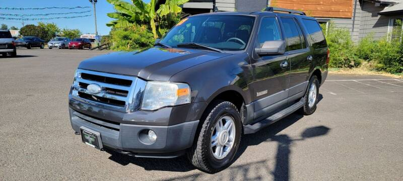 2007 Ford Expedition for sale at Persian Motors in Cornelius OR
