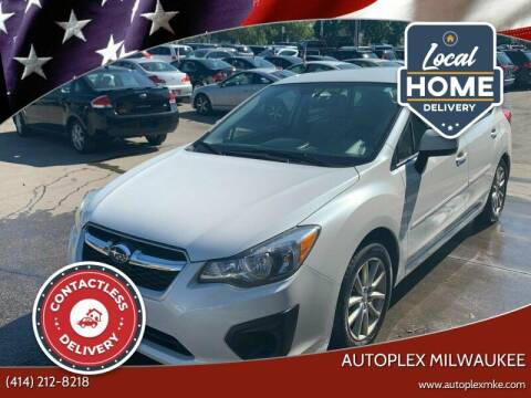 2014 Subaru Impreza for sale at Autoplex 3 in Milwaukee WI