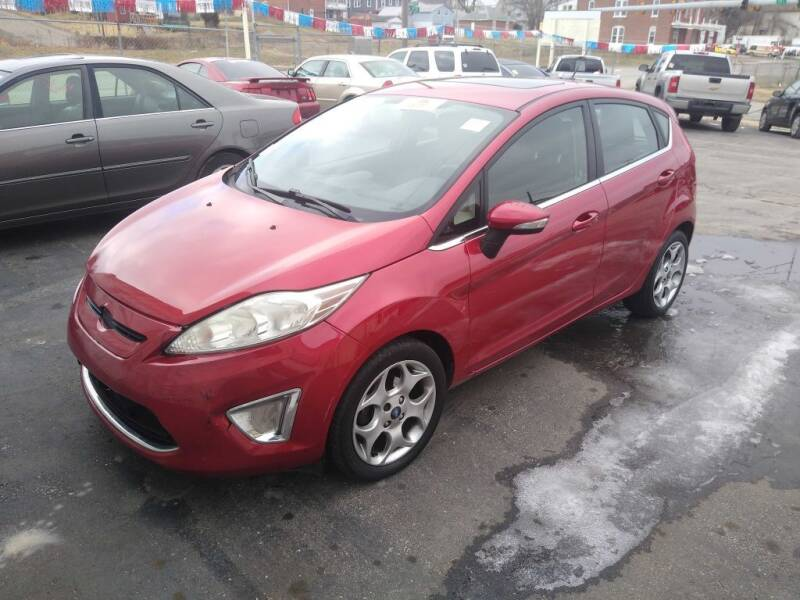 2011 Ford Fiesta for sale at Jak's Preowned Autos in Saint Joseph MO