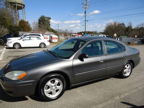 2004 Ford Taurus for sale at Street Source Auto LLC in Hickory NC