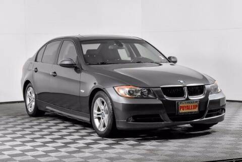 2008 BMW 3 Series for sale at Washington Auto Credit in Puyallup WA
