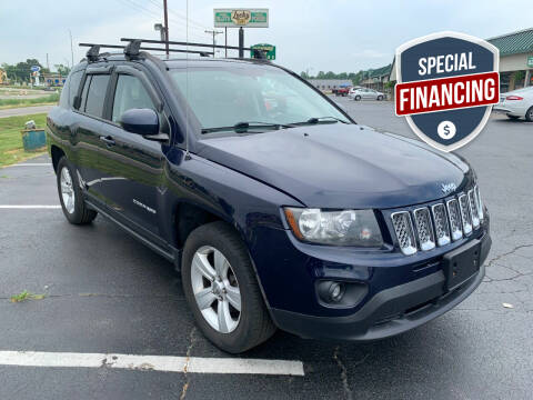 2014 Jeep Compass for sale at Auto World in Carbondale IL