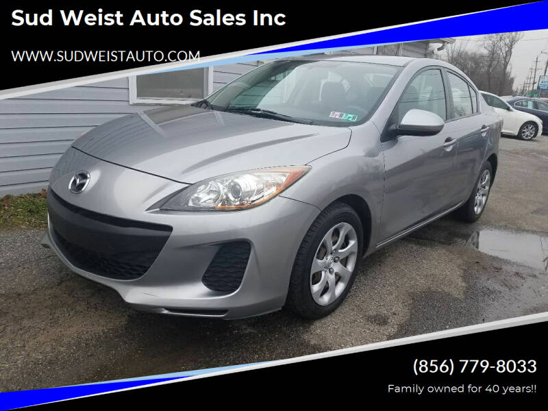 2012 Mazda MAZDA3 for sale at Sud Weist Auto Sales Inc in Maple Shade NJ