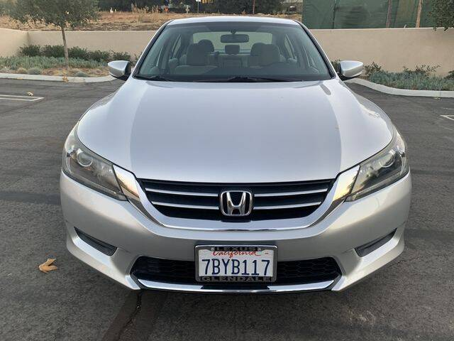 2013 Honda Accord for sale at J & K Auto Sales in Agoura Hills CA