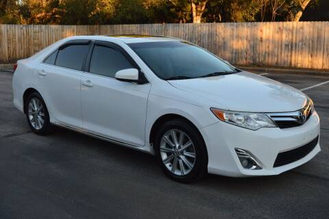 2013 Toyota Camry for sale at Coleman Auto Group in Austin TX