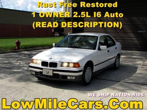 1993 BMW 3 Series for sale at A1 Auto Sales in Burr Ridge IL