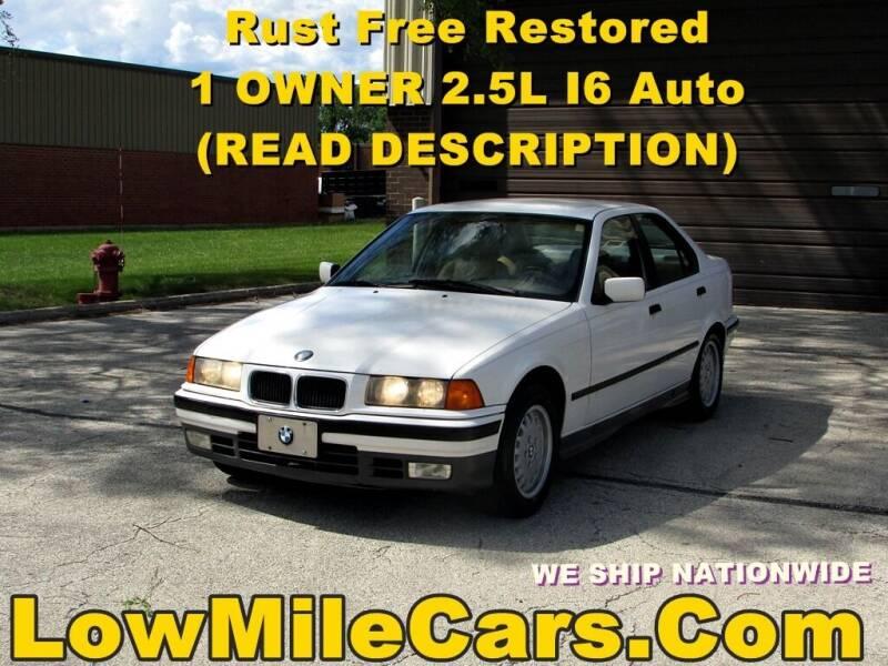1993 BMW 3 Series for sale in Burr Ridge, IL