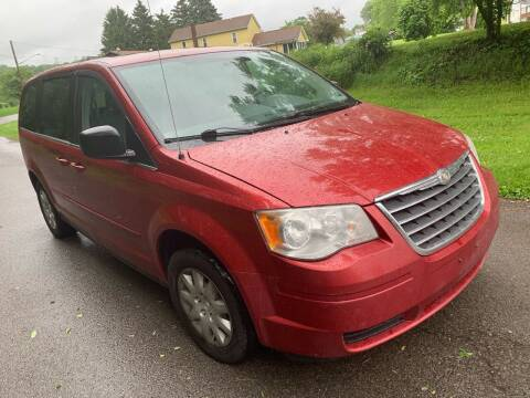 2010 Chrysler Town and Country for sale at Trocci's Auto Sales in West Pittsburg PA