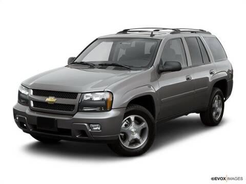 2008 Chevrolet TrailBlazer for sale at Jamerson Auto Sales in Anderson IN