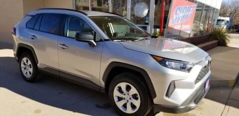 2019 Toyota RAV4 for sale at Swift Auto Center of North Platte in North Platte NE