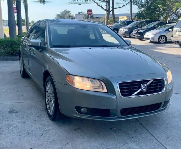 2008 Volvo S80 for sale at AUTOSPORT MOTORS in Lake Park FL