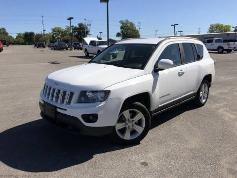 2016 Jeep Compass for sale at City Auto in Murfreesboro TN
