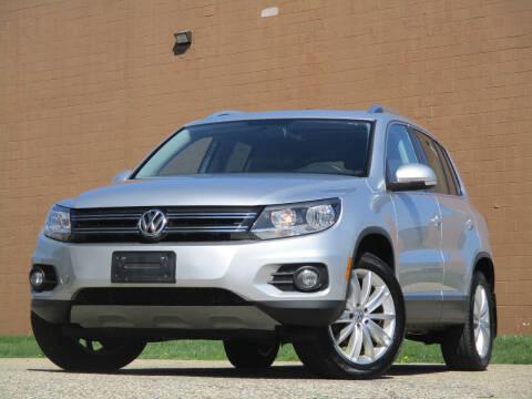 2014 Volkswagen Tiguan for sale at Autohaus in Royal Oak MI