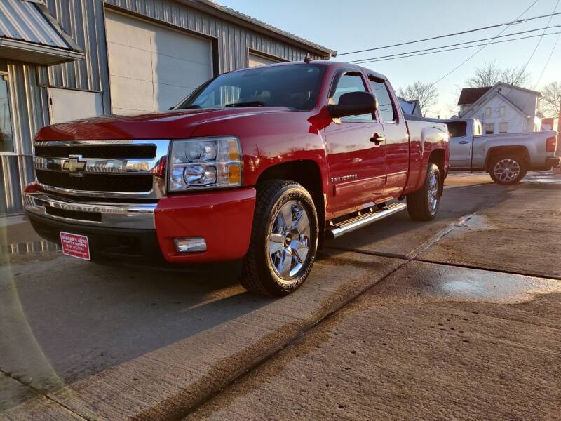2009 Chevrolet Silverado 1500 for sale at Habhab's Auto Sports & Imports in Cedar Rapids IA