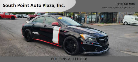 2014 Mercedes-Benz CLA for sale at South Point Auto Plaza, Inc. in Albany NY