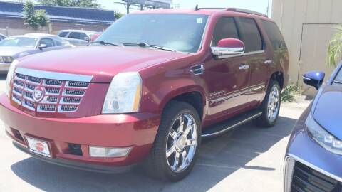 2008 Cadillac Escalade for sale at Approved Autos in Bakersfield CA