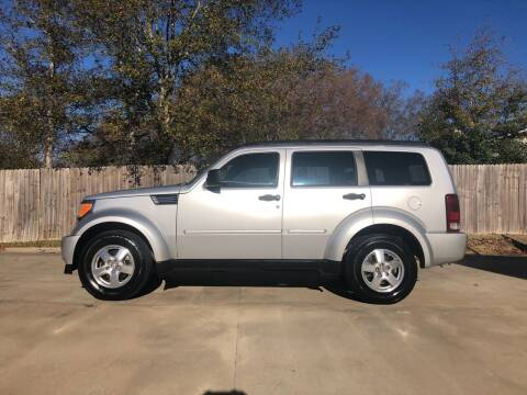 2009 Dodge Nitro for sale at H3 Auto Group in Huntsville TX