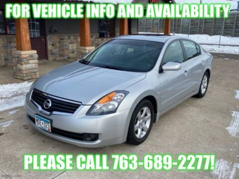 2008 Nissan Altima for sale at Affordable Auto Sales in Cambridge MN